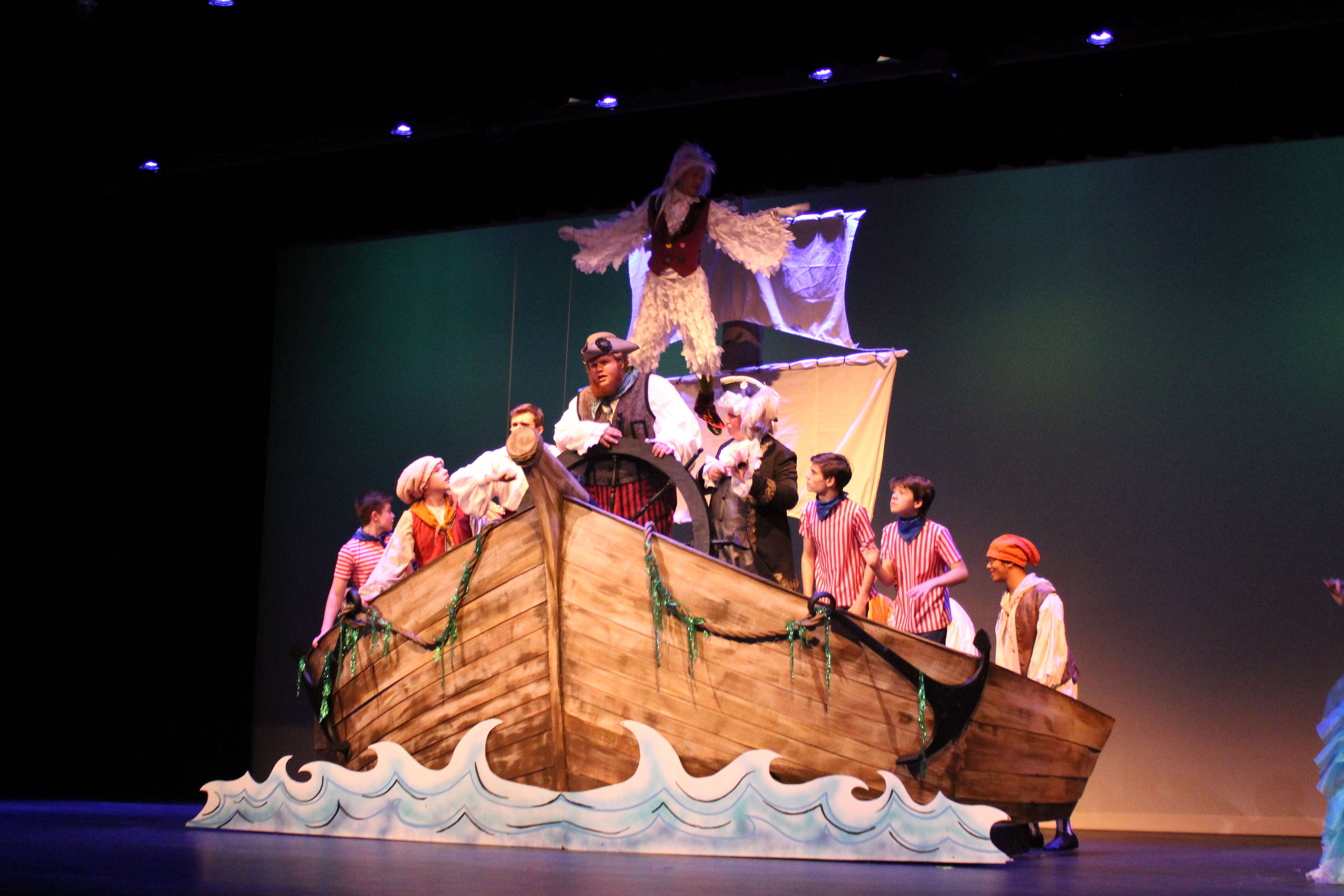 The Little Mermaid review By//Lily Haag Photos// Adrienne Duke