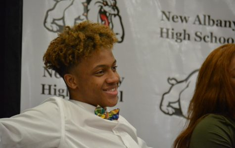 Romeo Langford chooses IU