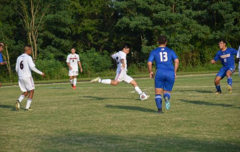 Boys soccer defeats Christian Academy 5-0 in scrimmage