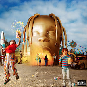 The arrival of Astroworld