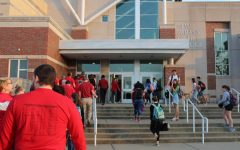 """More than 50 teachers and faculty members participate in """"walk in"""""""