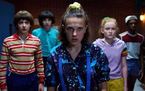 Netflix Series/Movies: Stranger Things