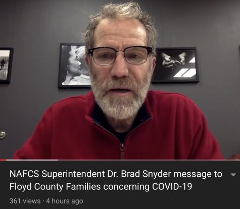 NAFCS update on Covid-19 plans