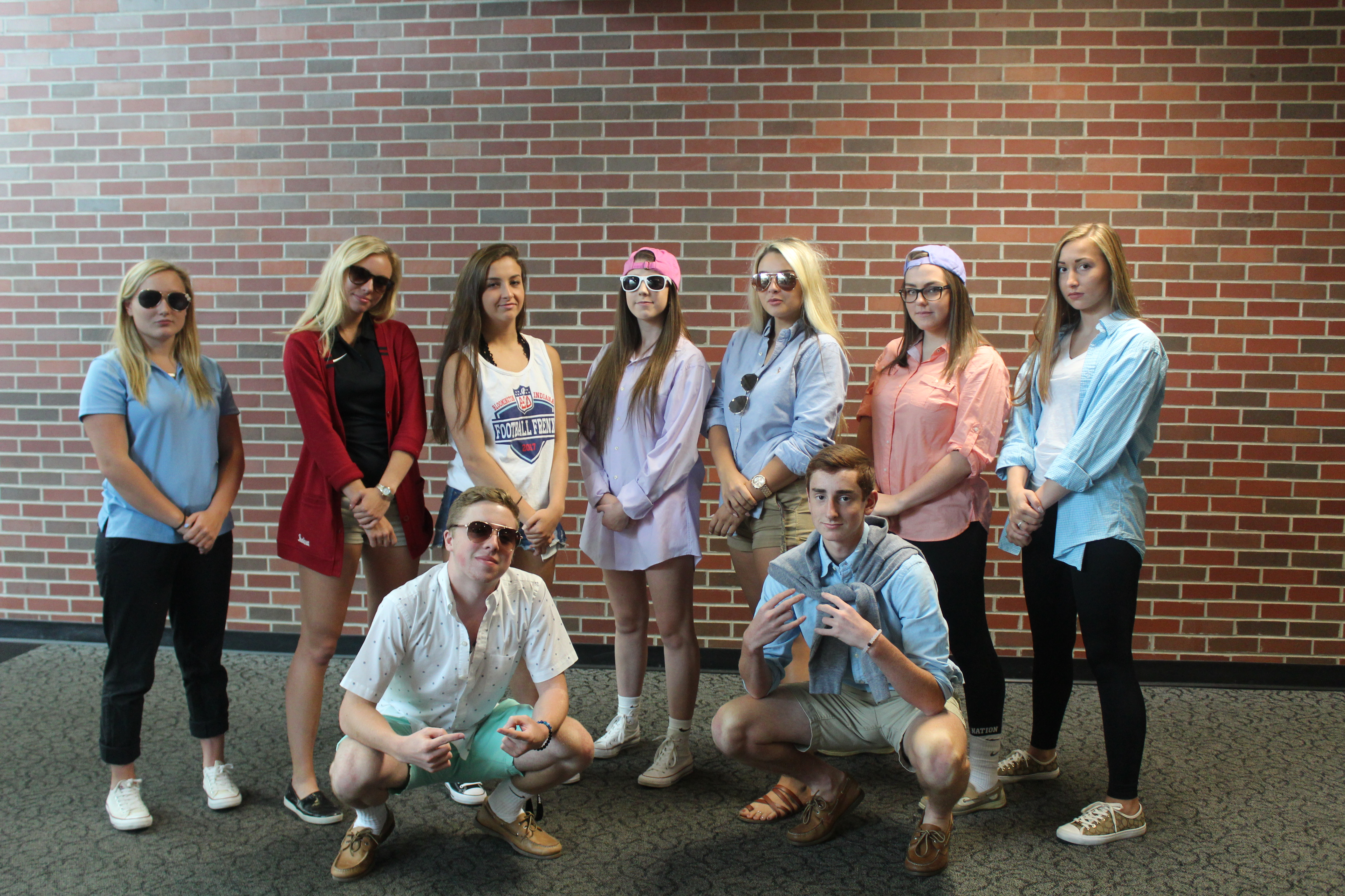 Bulldogs show out for spirit week   By//Lily Haag & Marley Wells