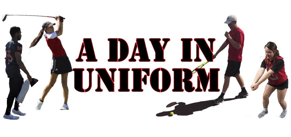 A Day in Uniform By//Kami Geron
