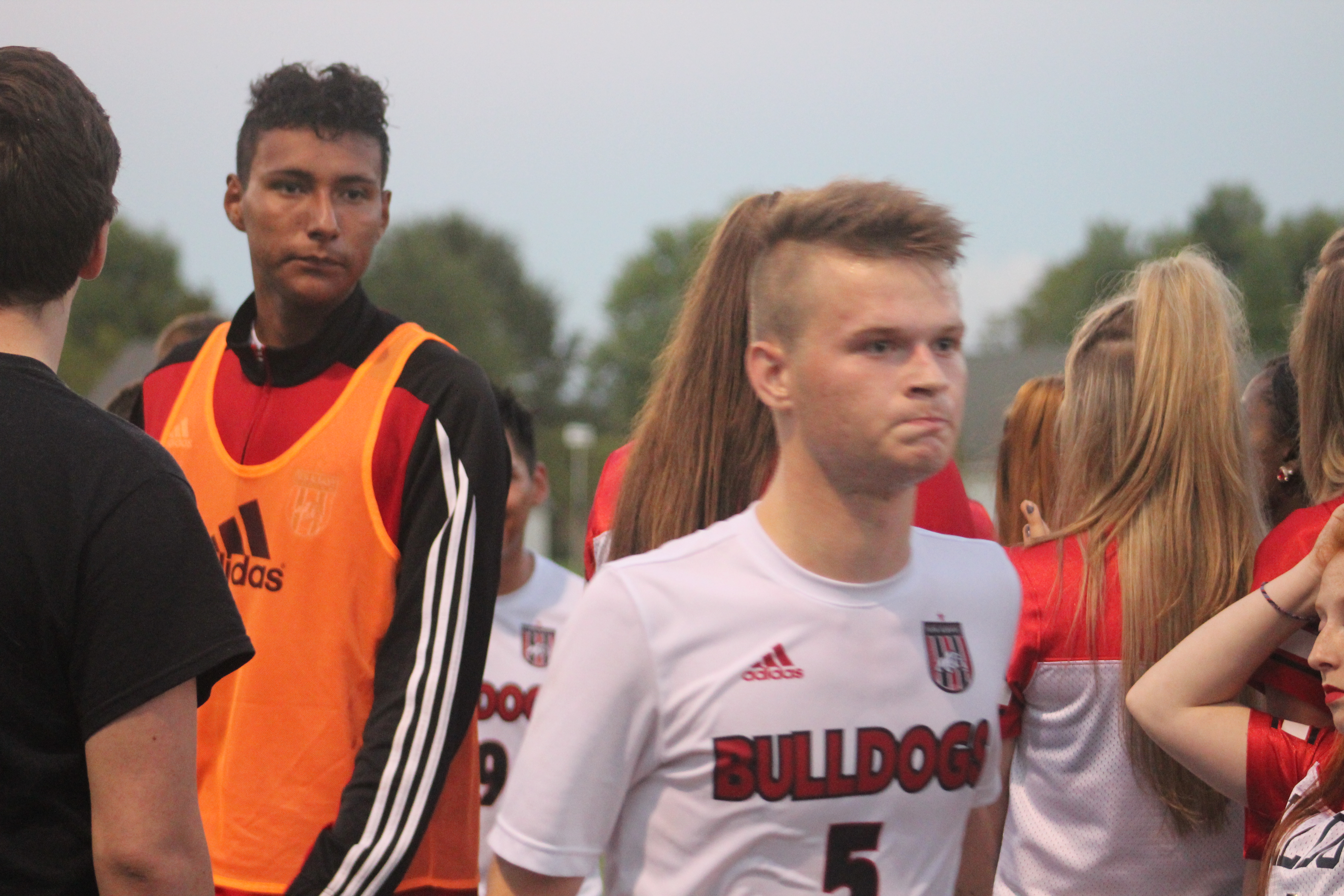 New Albany boys soccer falls to Floyd Central 5-1  BY// OLIVIA GAETANO AND LILY HAAG
