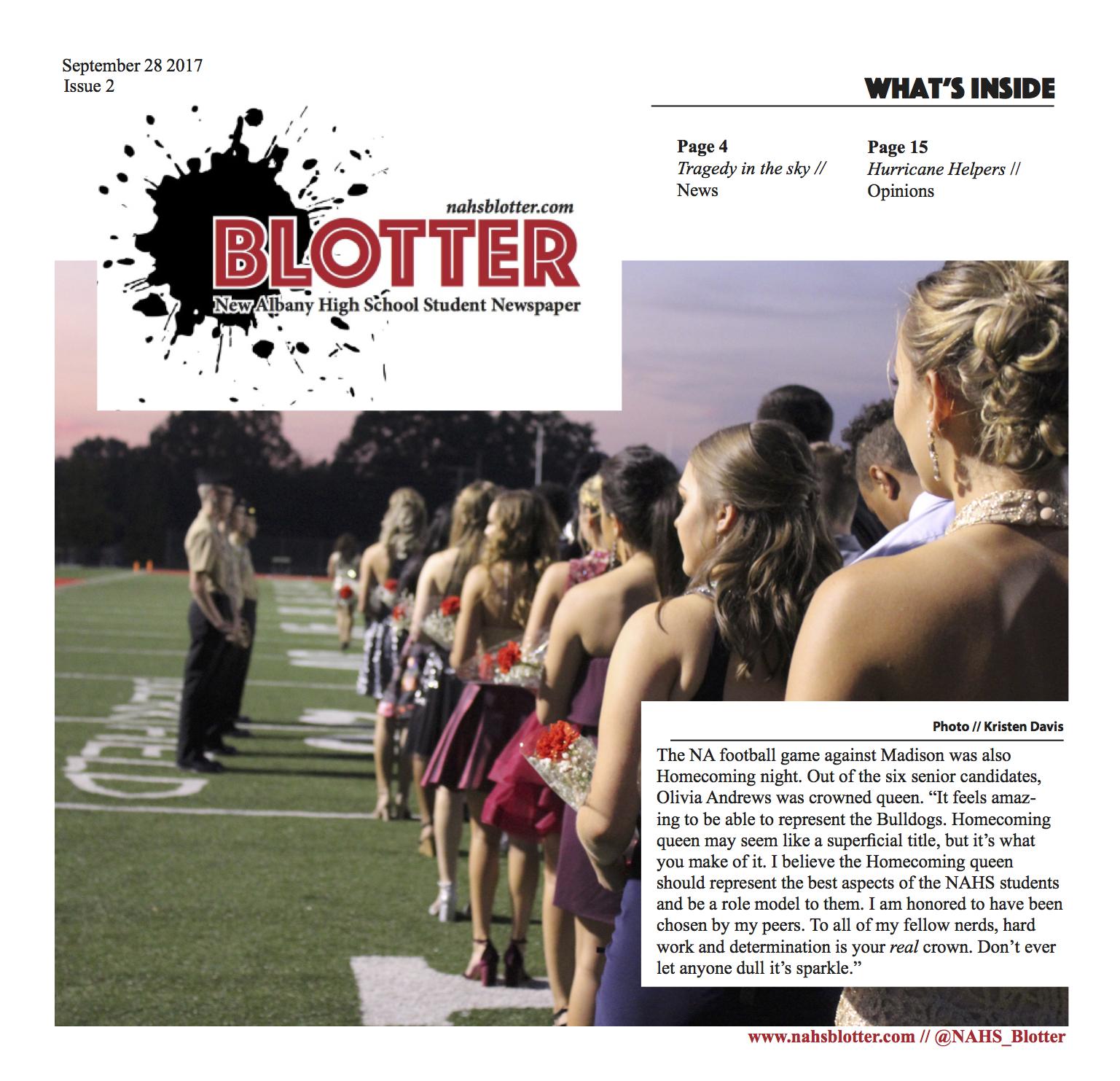 September Print Issue (2017)