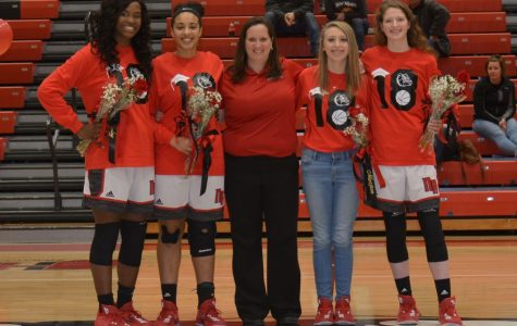 Bulldogs senior night dashed with loss to Seymour