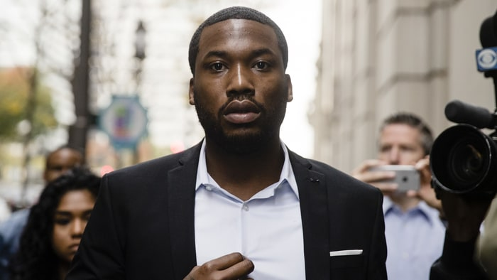 """Free Meek Mill"" resurrected after Super Bowl victory"