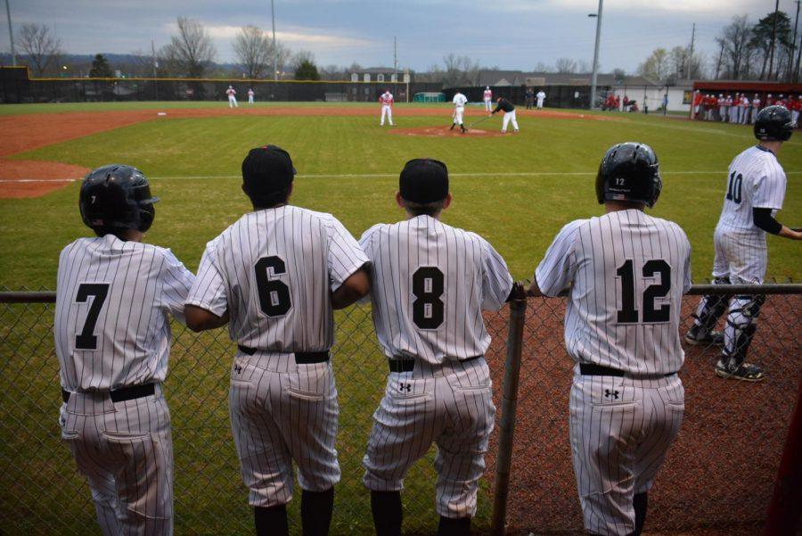 NAHS Boys Baseball vs Jeffersonville