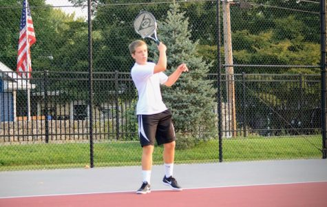 Boys tennis takes second in NA Invitational