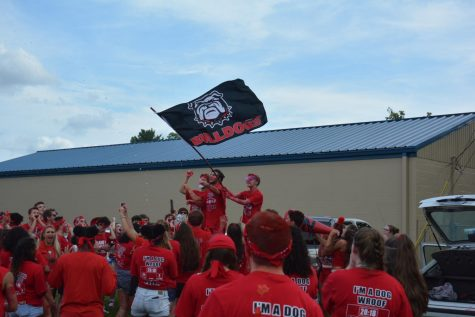 Sectional Pep Rally