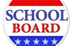 2018 School board candidates
