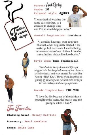 Fashion Forward Fridays: Ariel Gentry