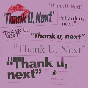 "Play or pause? ""thank u, next"""