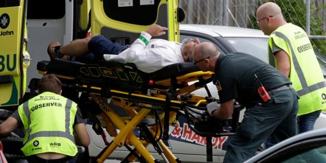 Terrorist attack in Christchurch