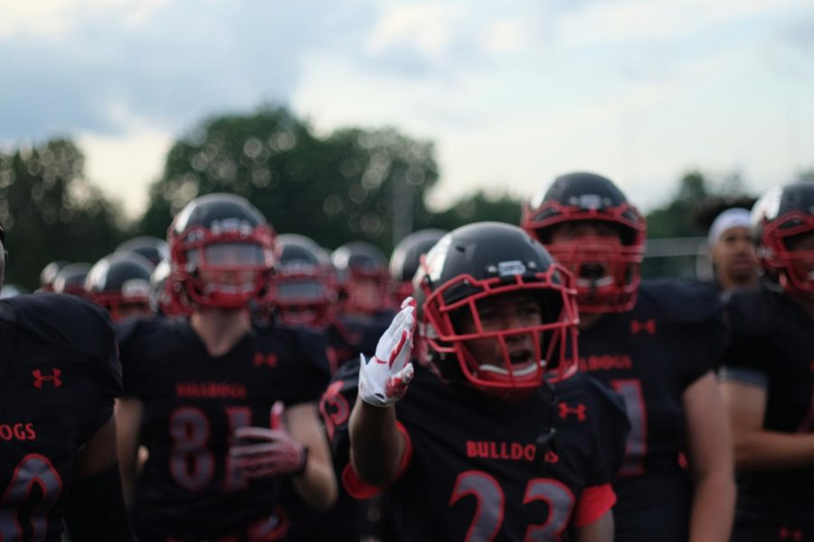 Bulldogs to face Jeff in first round of football sectionals