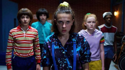 Netflix Series/Movies: Stranger Things