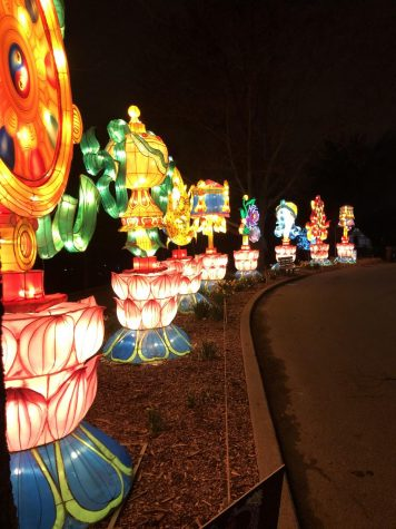 WildLights: Asian Lantern Festival Review