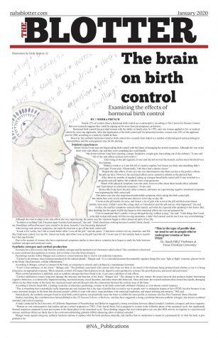 January Print (2020)