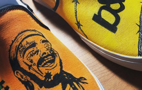 How to customize shoes