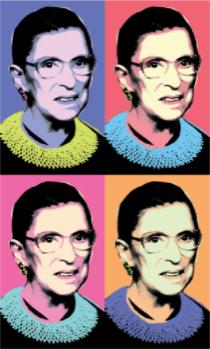 Remembering Ruth Bader-Ginsburg
