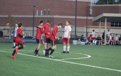 New Albany Boys Soccer team takes on Madison