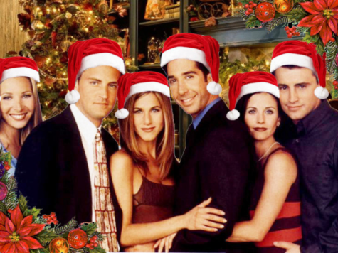 Friends Holiday Episodes- Ranked